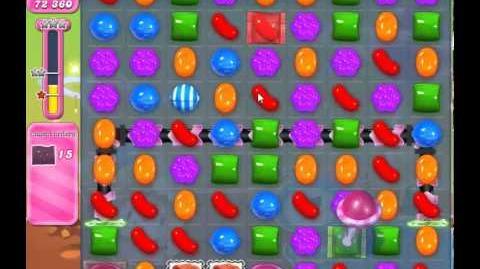 Candy Crush Saga Level 860
