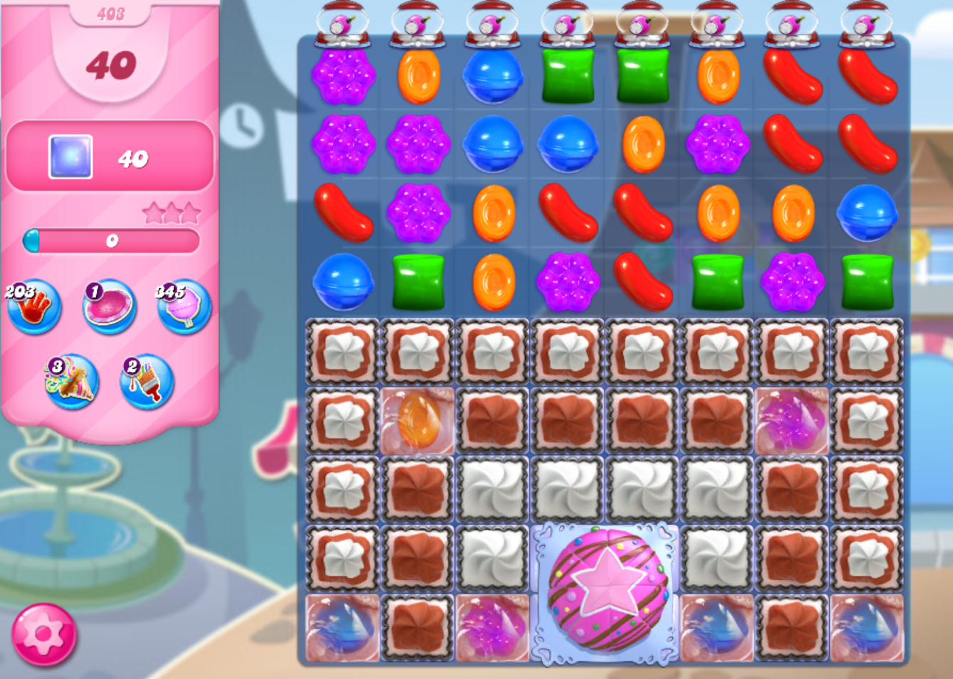 crush jelly
