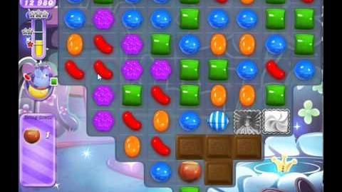 Candy Crush Saga Dreamworld Level 645 (Traumwelt)