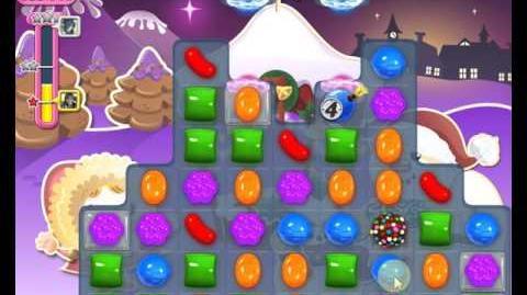 Candy Crush Saga LEVEL 1395 new version (24 moves)