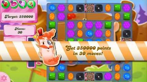 Candy Crush Saga Level 2601 NO BOOSTERS
