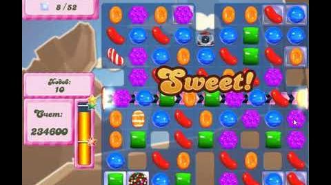 Candy Crush Saga Level 2624 New 25 Moves