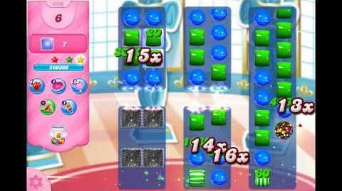 Candy Crush Saga - Level 3136 ☆☆☆