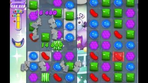 Candy Crush Saga Dreamworld Level 210 No Booster 3 Stars
