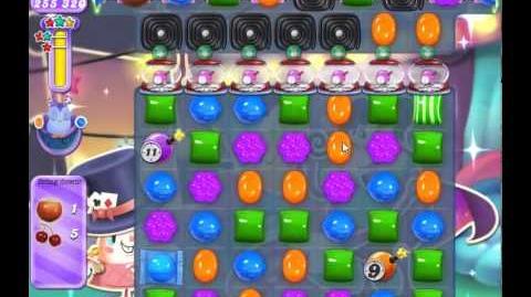 Candy Crush Saga Dreamworld Level 554 (Traumwelt)