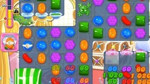 Candy Crush Saga Level 1017-1
