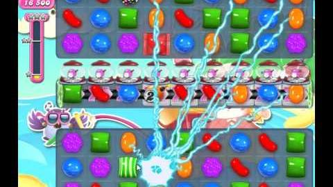Candy Crush Saga Level 1167