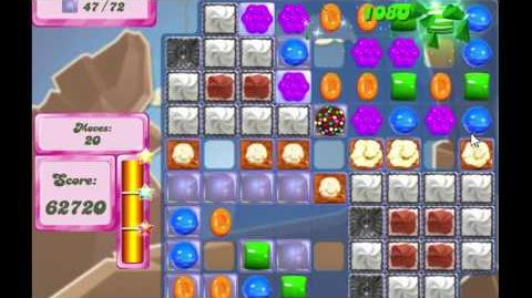 Candy Crush Saga Level 2716 NO BOOSTERS