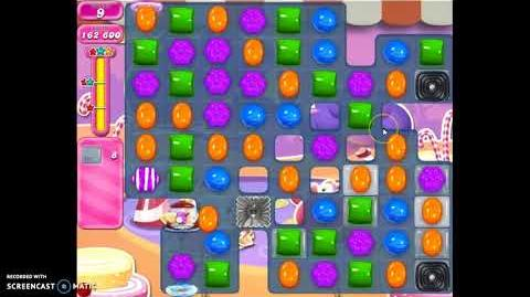 Candy Crush Saga Level 2757 - NO BOOSTERS