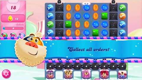 Candy Crush Saga Level 3193 NO BOOSTERS