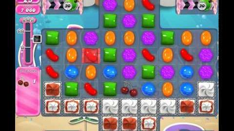 Candy Crush Saga Level 923 (No booster, 3 Stars)