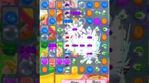 Candy Crush Level 1930 (4th version, 20 moves)