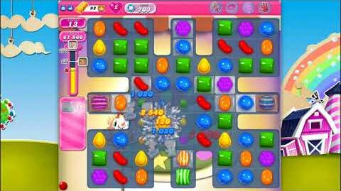 Candy Crush Saga - Level 203 - No boosters