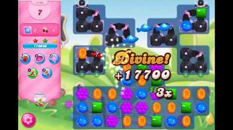 Candy Crush Saga - Level 3168 ☆☆☆ Very Hard