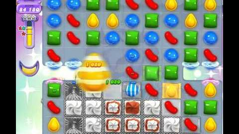 Candy Crush Saga Dreamworld Level 204 No Booster 3 Stars