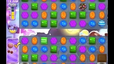 Candy Crush Saga Dreamworld Level 498 (Traumwelt)