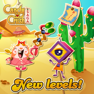 New levels released 146