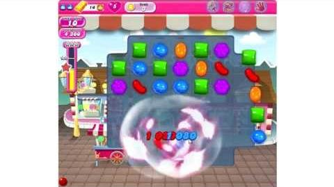 Candy Crush Saga - All Combinations Combos