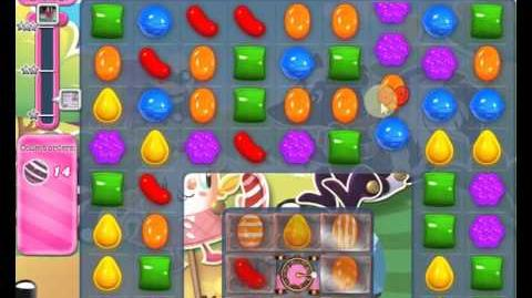 Candy Crush Saga LEVEL 1357 new version (6 colors)