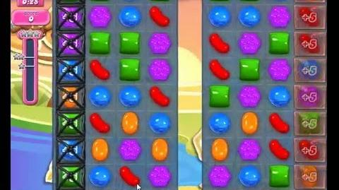 Candy Crush Saga Level 1554