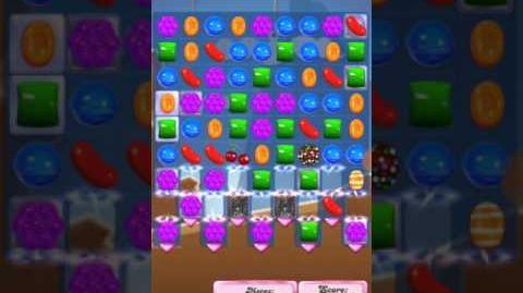Candy Crush Saga Level 2151 Hard Level NO BOOSTER (3rd Version)