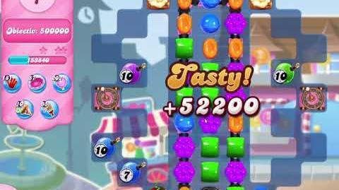 Candy Crush Saga Level 2935 NO BOOSTERS (third version)