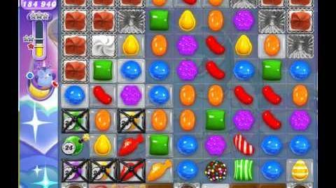 Candy Crush Saga - DreamWorld level 440 (No Boosters)