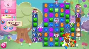 Candy Crush Saga - Level 4496 - No boosters ☆☆☆