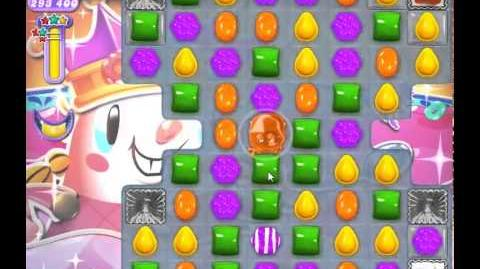 Candy Crush Saga Dreamworld Level 612 (Traumwelt)