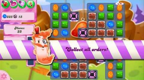 Candy Crush Saga Level 2604 NO BOOSTERS