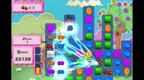 Candy Crush Saga Level 2787 NO BOOSTERS 1Star 2700plus Group Update 101017