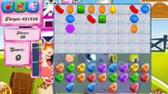 Level 231 mobile new colour scheme (before candies settle)