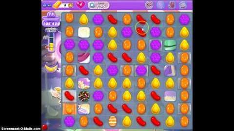 Candy Crush Saga Dreamworld 296 Walkthrough No Booster