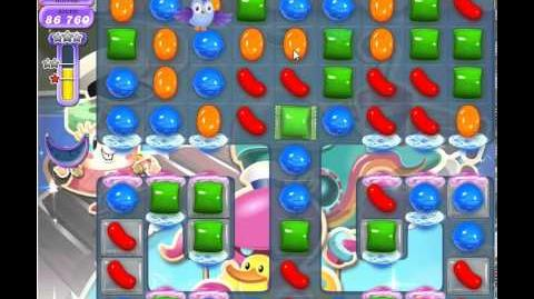 Candy Crush Saga Dreamworld Level 133