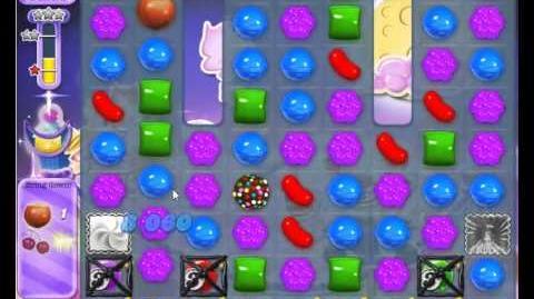 Candy Crush Saga Dreamworld Level 180 (3 Stars)