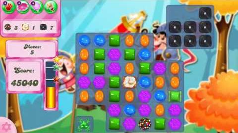 Candy Crush Saga LEVEL 2427 NO BOOSTERS (16 moves)