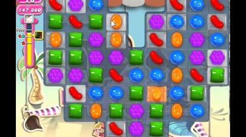 Candy Crush Saga Level 116 - 3 Star - no boosters