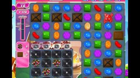 Candy Crush Saga Level 1754 No Boosters