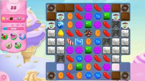 Candy Crush Saga Level 3129 NO BOOSTERS