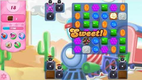 Candy Crush Saga Level 3154 NO BOOSTERS