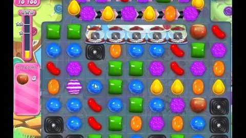 Candy Crush Saga Level 909