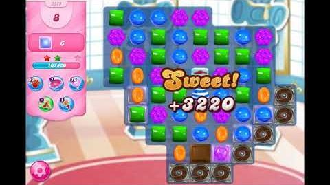 Candy Crush Saga - Level 3179 ☆☆☆