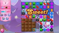 Candy Crush Saga - Level 4744 - No boosters ☆☆☆