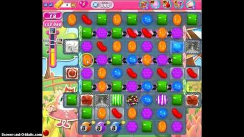 Candy Crush Saga 595 Walkthrough No Booster