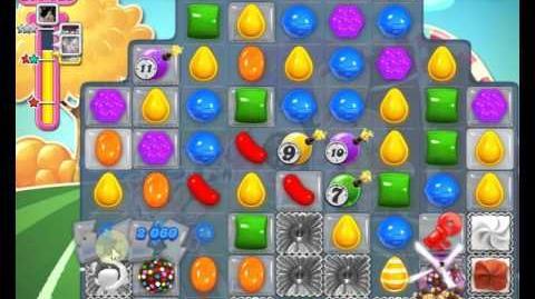 Candy Crush Saga Level 1444