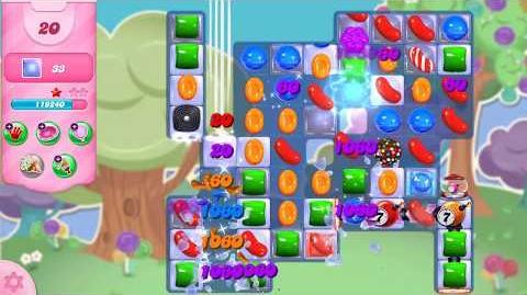 Candy Crush Saga Level 3061 SPACE DASH