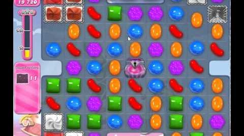 Candy Crush Saga Level 889