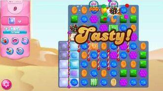 Candy Crush Saga - Level 4774 - No boosters ☆☆☆