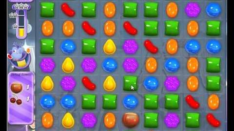 Candy Crush Saga Dreamworld Level 49 (Traumland)