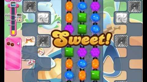 Candy Crush Saga Level 1597 NO BOOSTER (2nd Version)